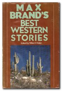 image of Max Brand's Best Western Stories