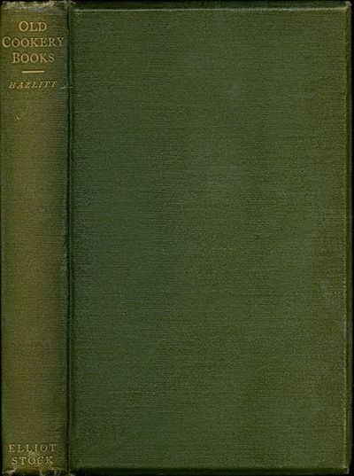 London: Elliot Stock, 1902. Book-Lover's Library series, edited by Henry B. Wheatley. Small octavo, ...