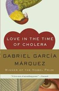 image of Love in the Time of Cholera (Oprah's Book Club)