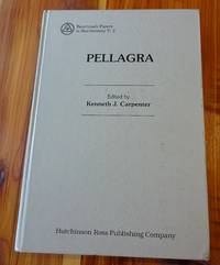 image of Pellagra (Benchmark papers in biochemistry)