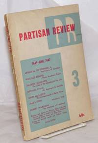 image of Partisan review, a literary monthly.  Vol. 14, no. 3, May-Jun, 1947