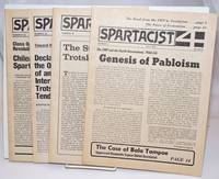 image of Spartacist. Numbers 21-24 (Fall 1972-Autumn 1977)