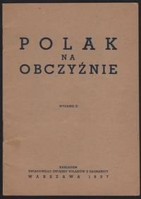 image of POLAK NA OBCZYZNIE, Wydanie II.