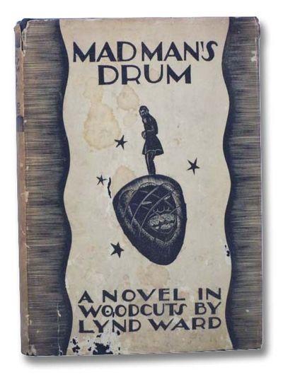 Jonathan Cape and Harrison Smith, 1930. 2nd Printing. Hard Cover. Good/Fair. Ward, Lynd. 2nd printin...