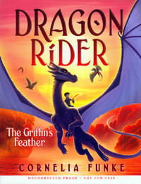 The Griffin's Feather (Dragon Rider #2) [Advance Uncorrected Proofs]