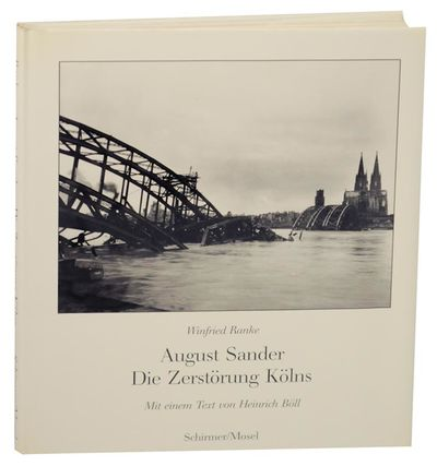 Munchen: Schirmer/Mosel, 1985. First edition. Hardcover. 78 pages. Text in German by Winfried Ranke,...