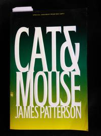 Cat & Mouse Uncorrected Proof, by  James Patterson - Paperback - First Edition Advanced Reader's Copy - 1997 - from Mutiny Information Cafe (SKU: 126451)