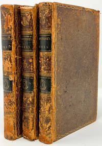 The works, in verse and prose, of William Shenstone Esq; in three volumes. With decorations. ..