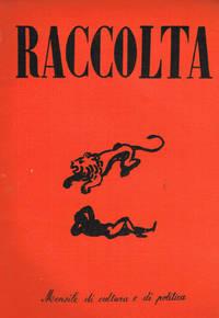RACCOLTA ( già CIRCOLI ) anno XI n. 7-8