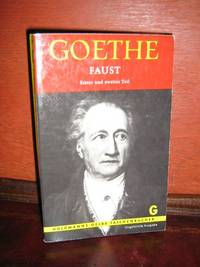 Faust by Goethe - Paperback - Later Printing - 1962 - from Brass DolphinBooks and Biblio.com