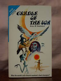 CRADLE OF THE SUN, bound with THE WIZARDS OF SENCHURIA
