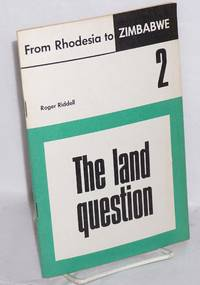 image of The Land Question