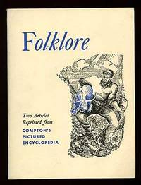(Chicago): F.E. Compton and Company, 1949. Softcover. Fine. Offprint. First edition thus. Quarto. St...