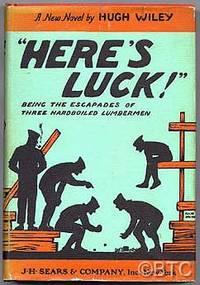 New York: J.H. Sears, 1928. Hardcover. Fine/Fine. First edition. Slight skinned, erasure mark on the...