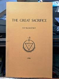 The Great Sacrifice