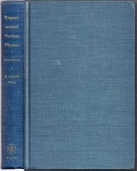 Experimental Nuclear Physics Volume III (Three) Only