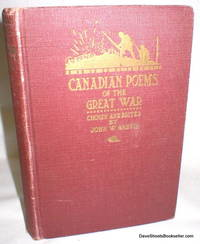 Canadian Poems of the Great War