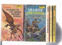 Eric Carstairs:  Journey to the Underground World; Zanthodon; Darya of the Bronze Age; Hurok of...