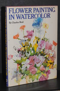 Flower Painting in Watercolor