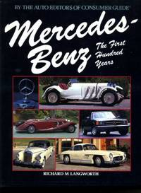 image of Mercedes-Benz : The First Hundred Years
