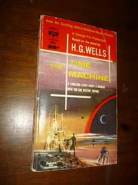 image of The Time Machine (Berkley Medallion G445)