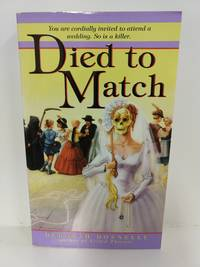 Died to Match (Carnegie Kincaid, Book 2)