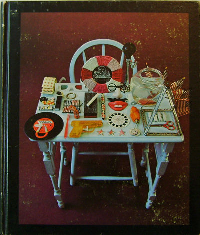 Brooklyn: Pratt Institute, 1968. First edition. Hardcover. Very Good. 4to. Brilliantly conceived stu...
