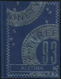 image of Baptist High School: 1993 Alethia
