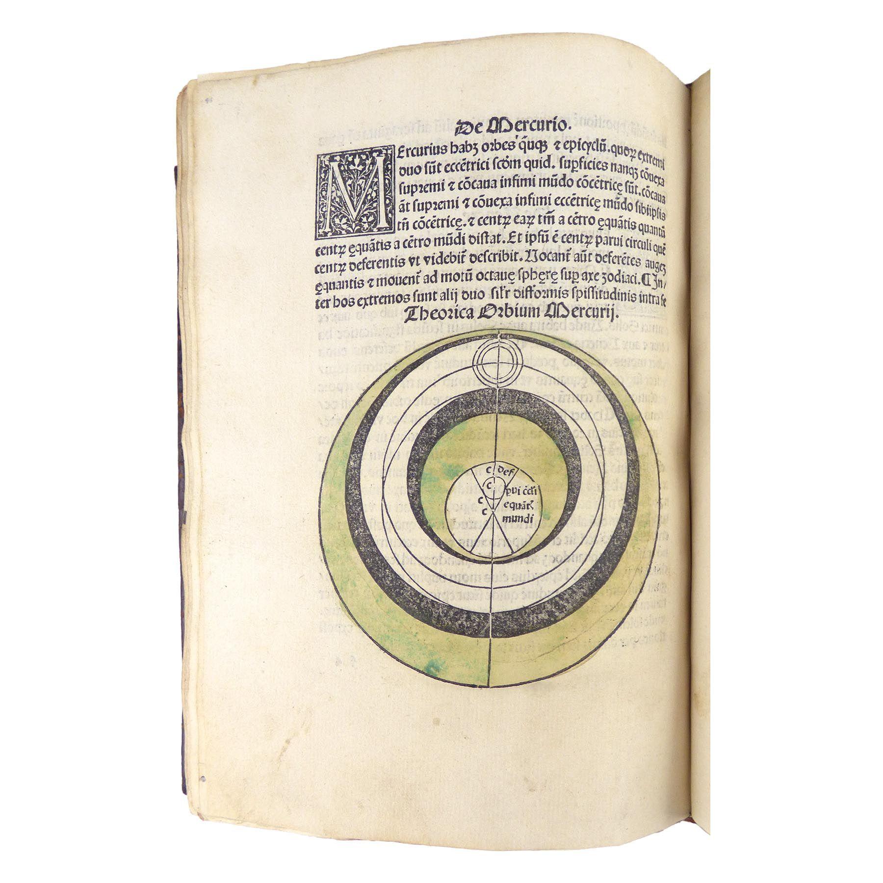 Sphaera Mundi compendium feliceter inchoat. (photo 3)