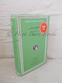 Iliad Books 1-12 (Loeb Classical Library) by Homer trans. A T Murray revised by William F Wyatt - 2003