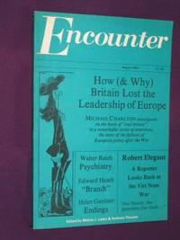 Encounter August 1981 (Vol. 57, No. 2)