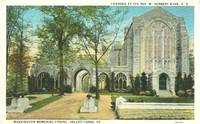 Washington Memorial Chapel, Valley Forge, Pa – 1931 used Postcard