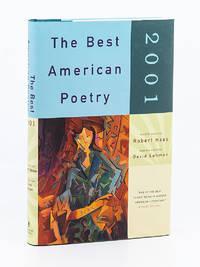 The Best American Poetry, 2001