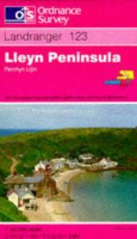 image of Lleyn Peninsula (Landranger Maps)