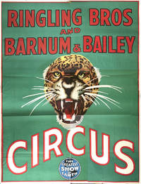 Ringling Bros And Barnum & Bailey Circus. The Greatest Show On Earth