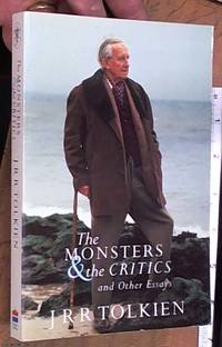 image of The Monsters and the Critics: And Other Essays. edited by Christopher Tolkien