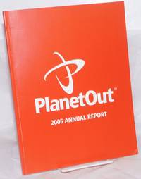 image of PlanetOut 2005 Annual Report