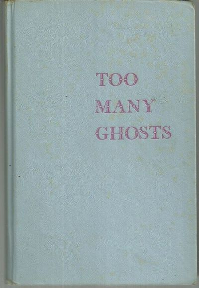 TOO MANY GHOSTS, Gallico, Paul