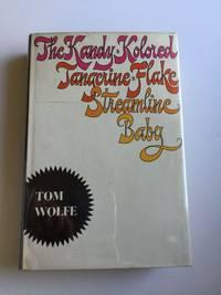 Kandy Kolored Tangerine Flake Streamline Baby