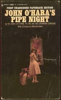 PIPE NIGHT, O'Hara, John