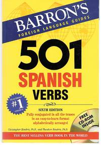 501 Spanish Verbs ( 6Th Edition With Cd-Rom Included )