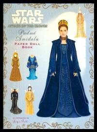 PADME AMIDALA PAPER DOLL BOOK - Star Wars Attack of the Clones