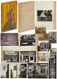 [Two Homemade Photo Albums]: E 6th St [and] The Grossman's East Chatham Building Book