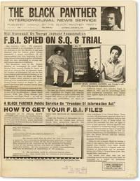 image of The Black Panther: Intercommunal News Service - Vol.XVIII, No.1 (January 21, 1978)