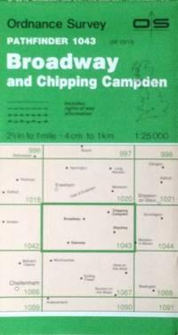 Broadway & Chipping Campden Pathfinder map sheet 1043