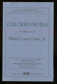 Colored People: A Memoir