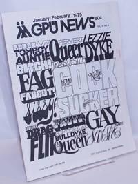 image of GPU News vol. 4, #4, January/February 1975: The Language of Oppression