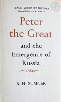 image of Peter the Great. and the Emergence of Russia