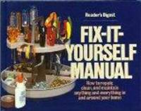 Fix It Yourself Manual by Robert Dolezal - Hardcover - 1981-07-01 - from books4U2day (SKU: 0811110022)