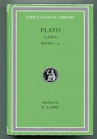 Laws; Books I-VI
